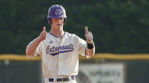 WCU's Bigbie named MVP of the Northwoods League